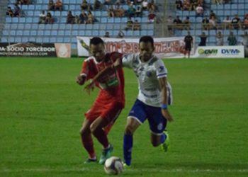 Confiança segura empate no interior do Maranhão pelo Campeonato Brasileiro