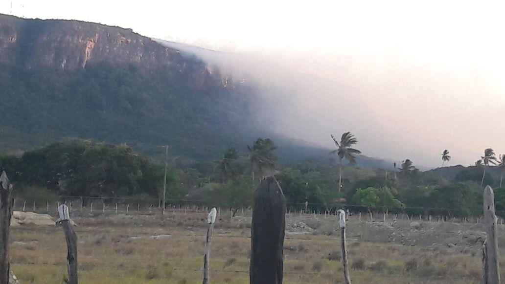 Incêndio Parque Nacional Serra de Itabaiana