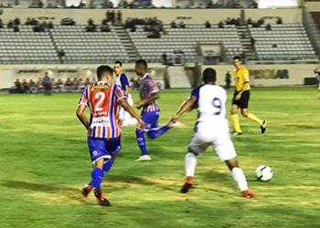 Itabaiana � eliminado da Copa do Brasil ap�s sofrer goleada na Arena Batist�o