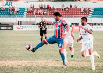 Atacante marca tr�s vezes e Itabaiana volta a golear o Amadense