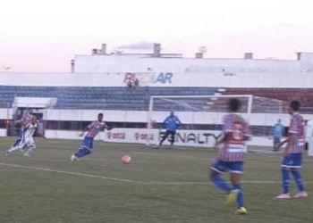 De virada, Frei Paulistano derrota o Itabaiana na primeira partida decisiva do Campeonato Sergipano
