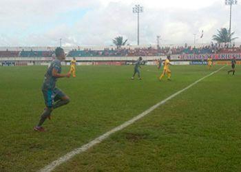 Frei Paulistano vira saco de pancada no campeonato estadual da primeira divis�o