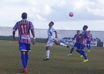 Frei Paulistano e Itabaiana fecham a quarta rodada do Campeonato Sergipano com vit�ria