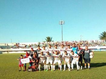Em partida de seis gols, Itabaiana e Treze empatam no Agreste sergipano
