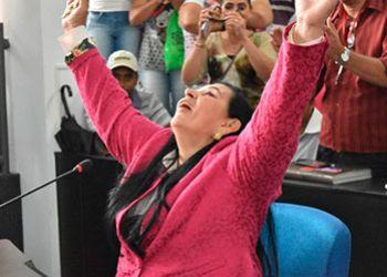 Vereadora de oposição derrota candidato da situação na eleição da presidência da Câmara de Itabaiana