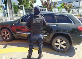 Carro com restrições de roubo é encontrado abandonado em rodovia estadual no Agreste sergipano