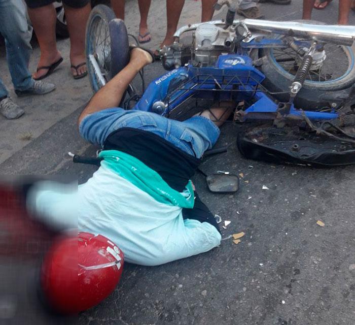 Homem é vítima de acidente fatal em Itabaiana no dia em que fazia aniversário