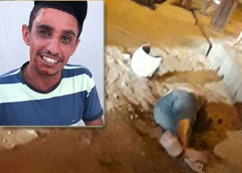 Jovem com passagem pelo sistema prisional de Sergipe é executado a tiros em Itabaiana