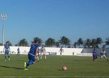 Confronto entre Lagarto e Confiança termina sem gols