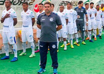Treinador é demitido do Confiança após sequência negativa no Campeonato Brasileiro da Série C