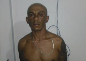 Homem é preso em flagrante suspeito pelo crime de homicídio na zona rural de Pedra Mole