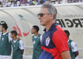 Luís Carlos Cruz rescinde contrato com a Associação Olímpica de Itabaiana