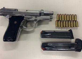 Pol�cia Civil prende suspeito de homic�dio em Itabaiana e apreende arma utilizada no crime