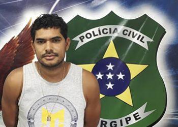 Suspeito de matar adolescente a tiros � preso pela Pol�cia Civil em mandado de pris�o preventiva