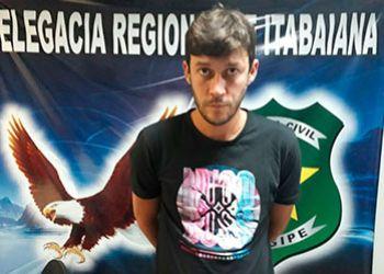 Suspeito de passar informações para associação criminosa é preso pela Polícia Civil