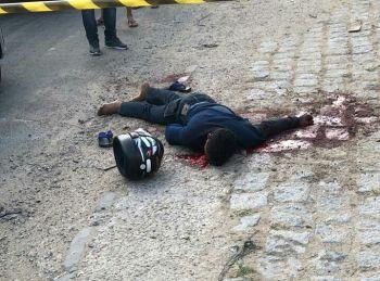 Assaltante morre em Itabaiana após ser alvejado a tiros efetuado por um popular não identificado