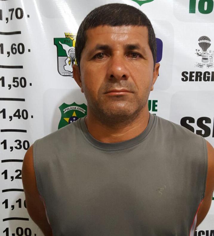 tráfico drogas roubo majorado Prisão Frei Paulo Sergipe