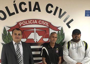 Pol�cia Civil de Nossa Senhora da Gl�ria prende no Estado de S�o Paulo homicida foragido da Justi�a Sergipana