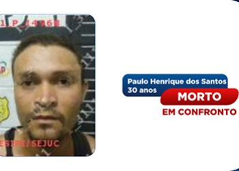 Acusado de assalto a �nibus e suspeito pelo latroc�nio que vitimou caminhoneiro de Minas Gerais morre em confronto com a Pol�cia Civil