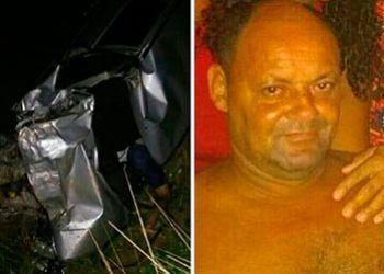 Acidente automobil�stico mata ex-jogador com passagens por diversos clubes sergipanos