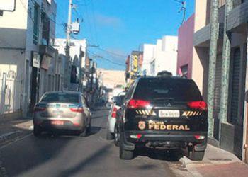 Polícia Federal cumpre mandados judiciais em Aracaju e Itabaiana