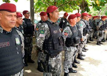 Força Nacional passa a atuar no município de Itabaiana com autorizado do Ministério da Justiça