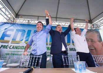 PSDB lança Eduardo Amorim como pré-candidato para Governo do Estado de Sergipe