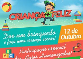 Getam do 3.º Batalhão promove campanha para arrecadar brinquedos em Itabaiana