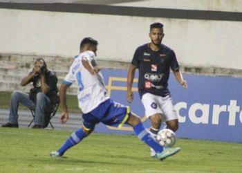 Confiança atropela o Clube do Remo em Belém e volta à liderança do seu grupo