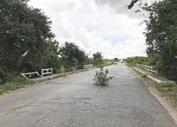 SE – 170: Uma rodovia abandonada pelo Governo do Estado
