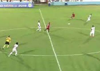 Sergipe � derrotado no interior pernambucano em partida de sete gols