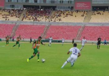 Em jogo de tr�s p�naltis, Confian�a conquista primeiro ponto na Copa do Nordeste