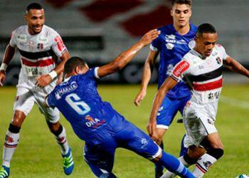 Confian�a � goleado na capital pernambucana � d� adeus � Copa do Nordeste