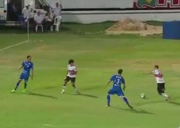Confiança perde invencibilidade ao ser derrotado no Estádio Arruda em Recife