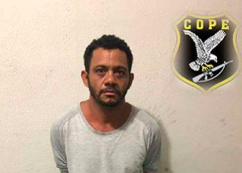 Suspeito pelo assalto ao Parque dos Falcões e pela morte de Capitão da Polícia Militar é recambiado para Sergipe