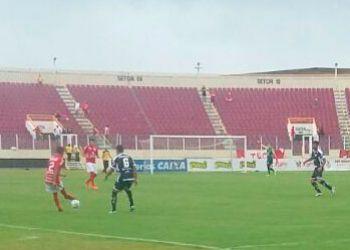 Sergipe empata sem gols na estreia do Campeonato Brasileiro da Série D