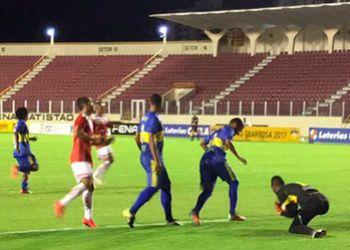Sergipe vence, mas fica de fora na disputa pelo título de 2017