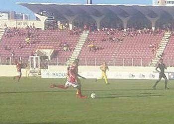 Sergipe se despede da Série D após esbarrar em seus domínios diante do Brasiliense