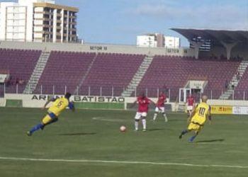 Atacante desencanta e Sergipe vence o Frei Paulistano com goleada