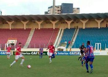 Itabaiana garante vaga na final do Campeonato Sergipano com uma rodada de anteced�ncia