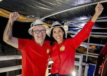 Candidata o PC do B vence elei��o suplementar em Riach�o do Dantas