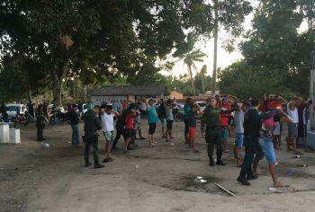 Opera��o conjunta entre PM, PC e Pol�cia Ambiental resulta em apreens�o de droga, armas de fogo e pris�o de suspeito