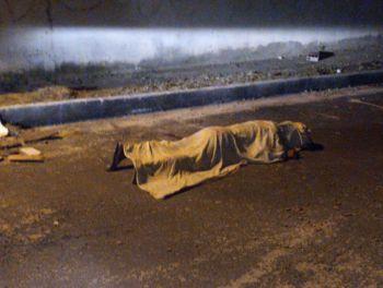 Homicídio com emprego de arma de fogo é registrado em via pública na cidade de Itabaiana