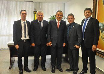 Valmir de Francisquinho retorna de Brasília com mais de R$ 15 milhões para obras importantes na cidade de Itabaiana