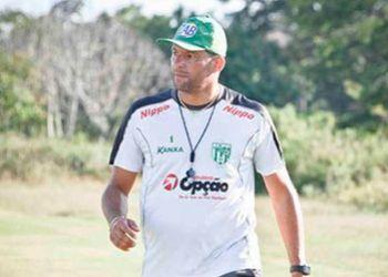 Ex-atacante do Fluminense/RJ será o técnico do Itabaiana no Campeonato Brasileiro da Série D