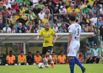 Confiança conquista o acesso para a Série B de 2020 ao empatar com o Ypiranga no interior do Rio Grande do Sul
