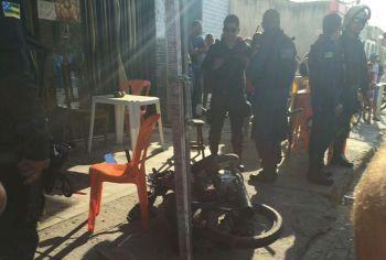 Jovem desobedece ordem de parada e acaba ferido por disparo de arma de fogo em confronto com a PM