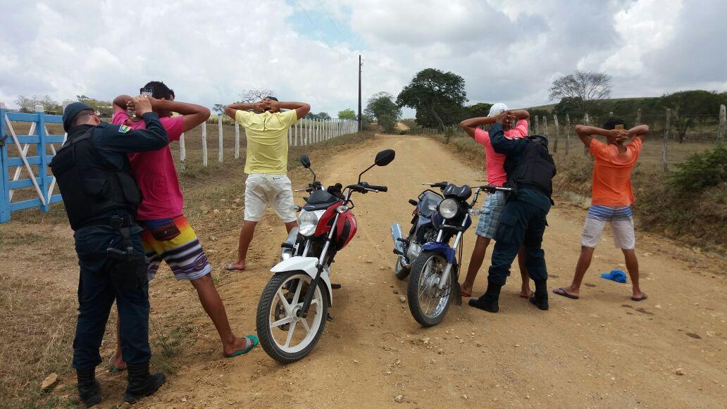 Abordagens zona rural de Itabaiana Sergipe