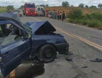 Jovem itabaianense morre durante colisão entre veículos na Rota do Sertão
