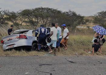 Imprudência no trânsito resulta em uma pessoa morta e duas gravemente feridas no Centro-Sul de Sergipe